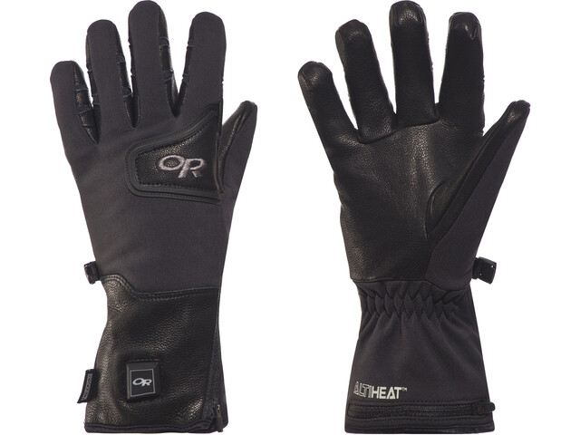 Outdoor Research Stormtracker Heated Handschoenen, black